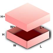 03形 テレスコープ形 立体図