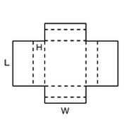 04形 組立て形 展開図