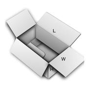 07形 のり付け簡易組立て形 立体図