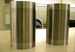 軸スリーブ 自溶性合金